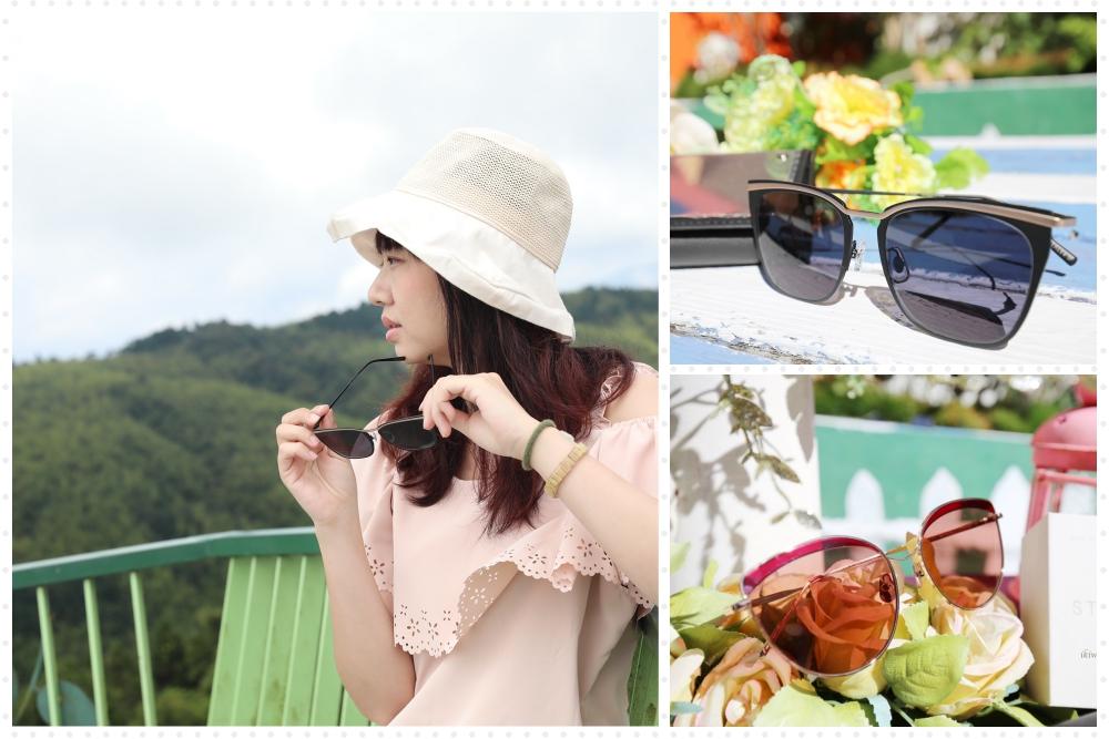 韓國Stealer|太陽眼鏡MUZIK 韓流精品Stealer 隨意穿搭瘦小臉有型跟著走!韓國超人氣眼鏡品牌