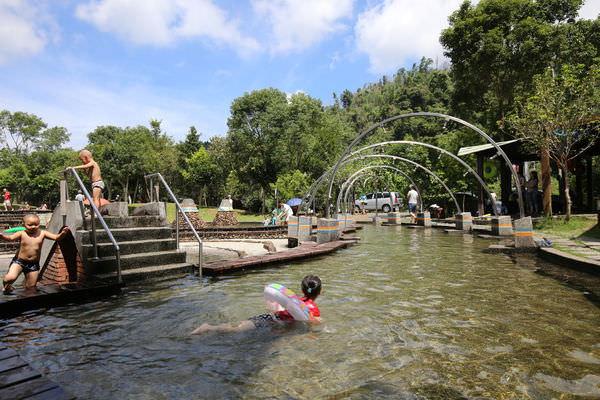 埔里桃米坑親水公園夏日玩水中部免費景點免費玩水景點南投景點803124_o
