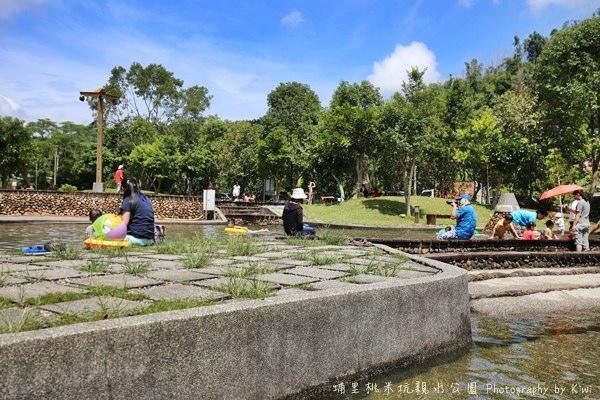 埔里桃米坑親水公園夏日玩水中部免費景點免費玩水景點南投景點747386_o