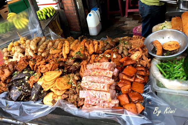 彰化市大埔路美食辣脆腸901