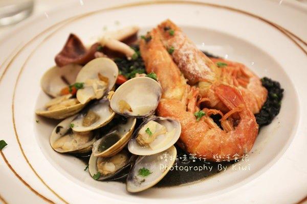 【彰化美食】藍廚義式廚房 @套餐、聚餐、平價美食、鄰近彰化師範大學(附近有付費停車場)