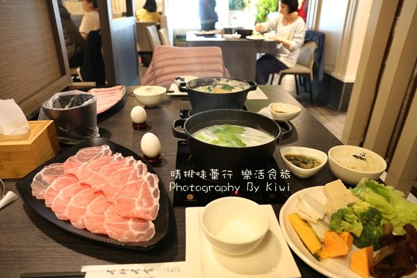 彰化火鍋|不時不食清鍋物 青牧鮮奶純香迷人/蔬菜吃到飽/需事先訂位