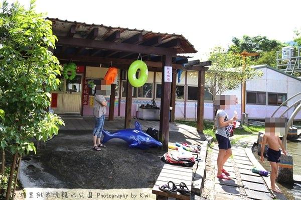 埔里桃米坑親水公園夏日玩水中部免費景點免費玩水景點南投景點709886_o