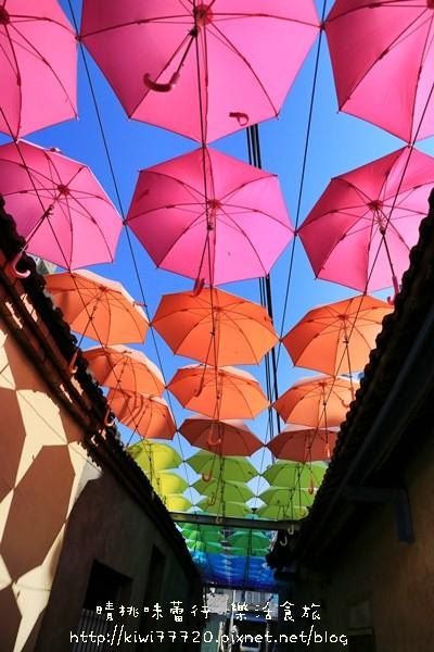 彰化景點|和美卡里善之樹,彩虹雨傘下的秘密Rainbow House-為愛撐傘(導覽體驗/DIY彩繪體驗/親子遊)
