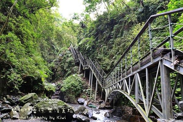 宜蘭景點|礁溪林美石磐步道 鬼斧神工最原始的森林步道 宜蘭小太魯閣之稱(一日遊/輕旅行)