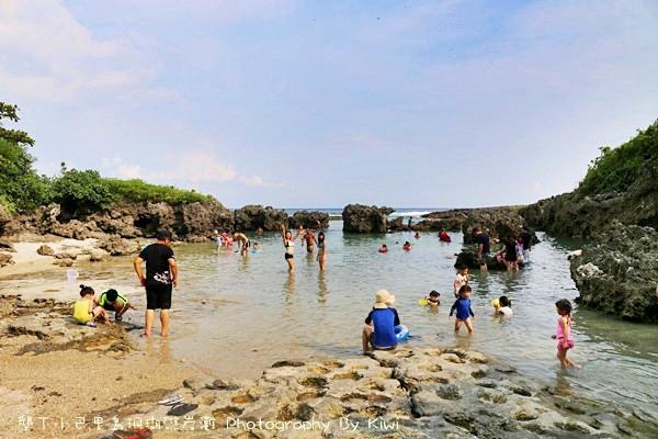 【墾丁必玩景點】墾丁渡假小巴里島珊瑚礁岩灘 @來到傳說中巴里島玩水,友善寵物