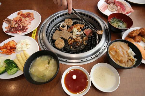 【日本千葉美食】すたみな太郎(成田店) @燒肉吃到飽食材也都很棒值得一推!