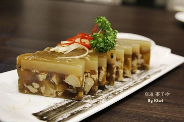 【高雄前鎮美食】棗子樹蔬食港式飲茶夢時代店@蔬活璽宴會館,精緻蔬食(素食)料理,每一道菜品嘗起來都很不錯,光是師傅的作工費時就讓人很值得!