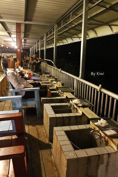 彰化景點推薦| 八卦山貓頭鷹廣場泡腳 賞夜景之景觀餐廳,中部限定180度美景