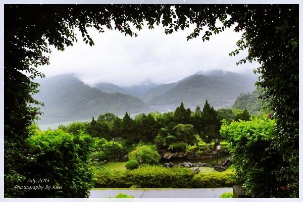 【宜蘭大同】雨滴打響山中美之棲蘭國家森林遊樂區(蔣公行館)