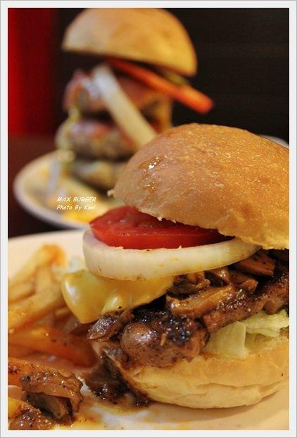 【彰化】MAX BURGER 美式手工漢堡(道地口味)