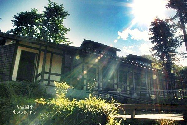 【南投鹿谷景點】鹿谷內湖國小 @森林秘境中的小學,保留森林原味氣息
