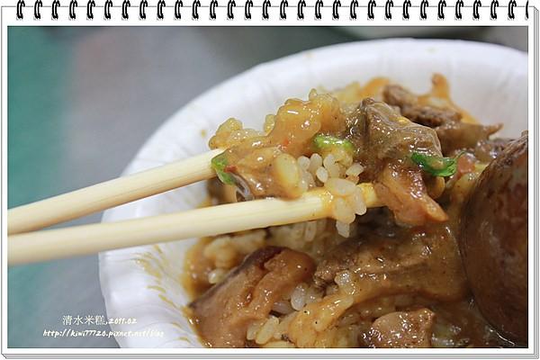 【台中清水】超級特殊的蚵仔乾之王塔米糕(在地傳統小吃)