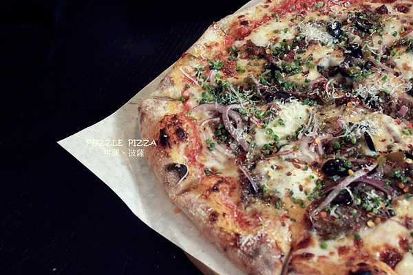 【台中南屯】拼圖食庫 Puzzle Osteria(原拼圖PIZZA)