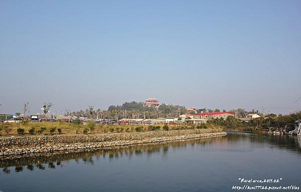 【Spring Festival】布袋港嚐海鮮、南鯤鯓代天府參拜、鹿耳門聖母廟(月老廟)