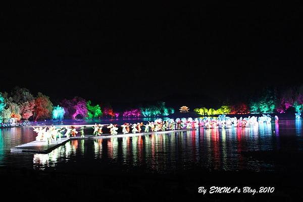【大陸杭州景點】杭州印象西湖白蛇傳 @天堂一景 人間一夢(需購票入場)