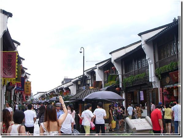【大陸杭州景點】明清河坊一條街 @只有商業化卻沒有絲毫的人情味