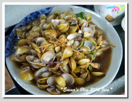 【壽豐美食】花蓮立川漁場 @黃金蜆故鄉,午餐就是要來一盤黃金蜆